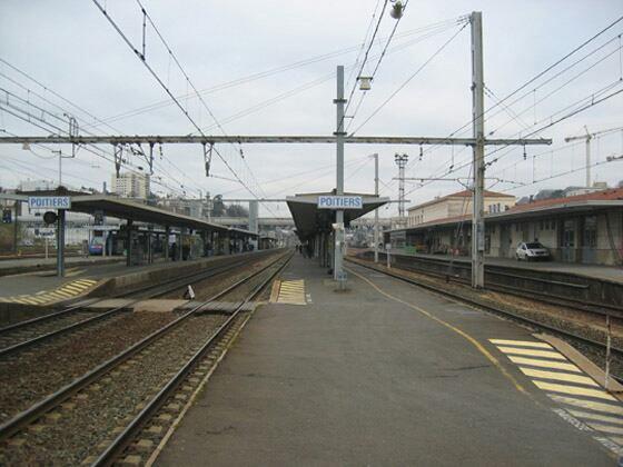 Bienvenue A Poitiers