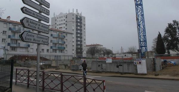Poitiers et ses quartiers