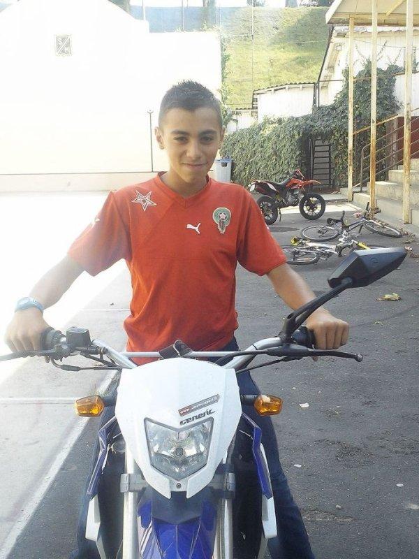 Avec la moto d'un potoo ;)