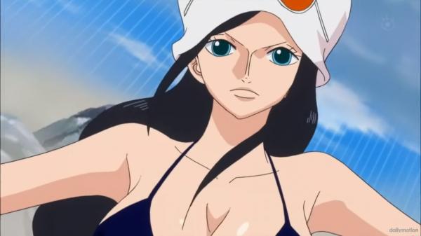 Nico Robin Dressrosa One Piece Fairy Tail