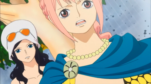 Nico-Robin Dressrosa ♥
