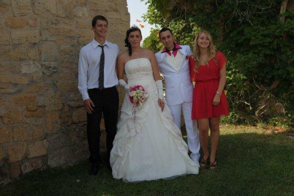 marige du couz 18 aout 2012 avec mon amour <3