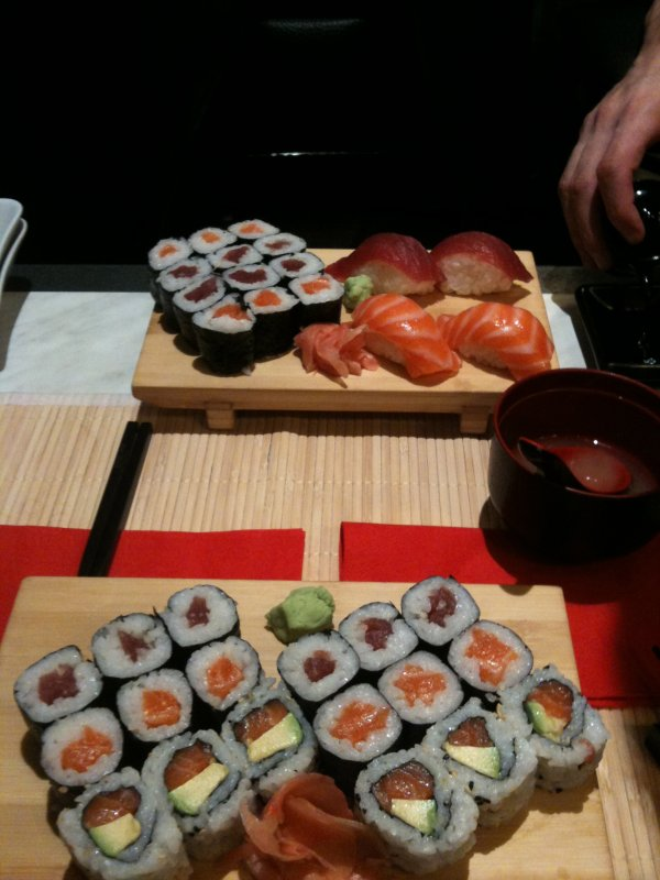 Sushi Lovin'