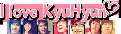 bienvenue sur Gamers-Cho-KyuHyun