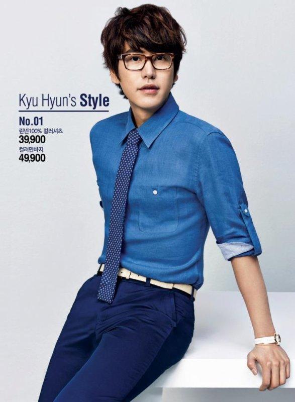 KyuHyun For SPAO