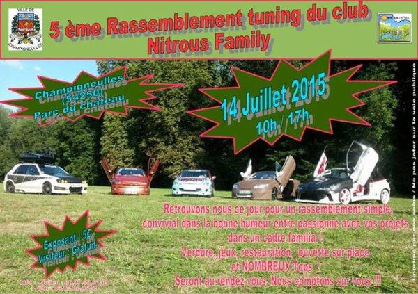 bientot MEETING CHAMPIGNEULLES 2015