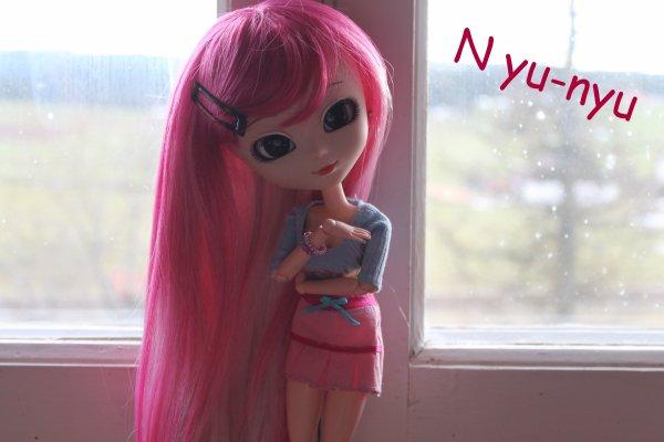 Mes dolls :3 !!!