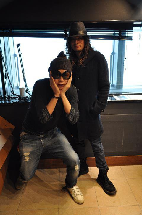 Kaoru Jack in the radio