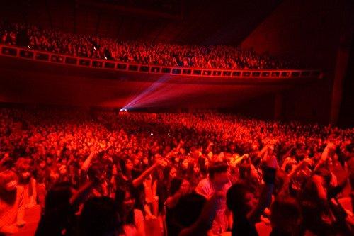 Tokyo International Forum Hall A 25.12.2012