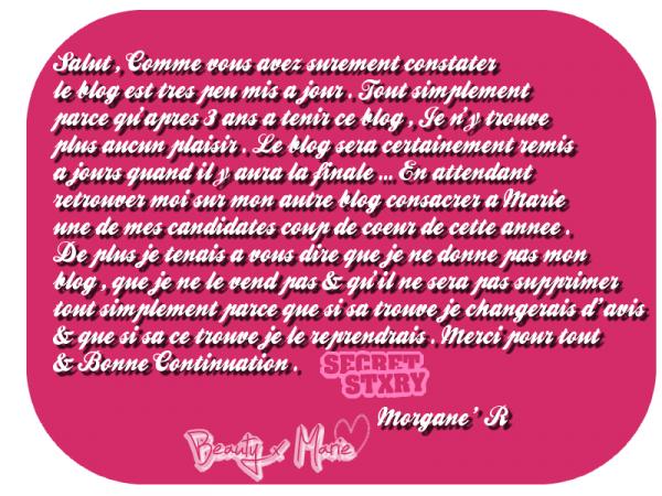 Bientot         Bientot     Merci pour tout    Bientot         Bientot