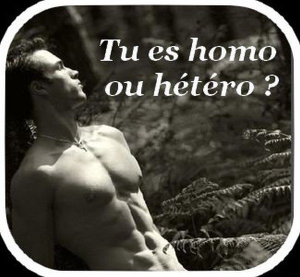 Tu es hOmo ou hétero ??