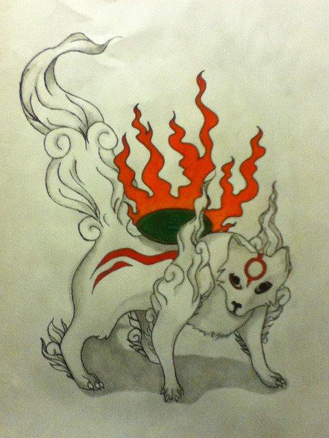 Amaterasu: Prise 2