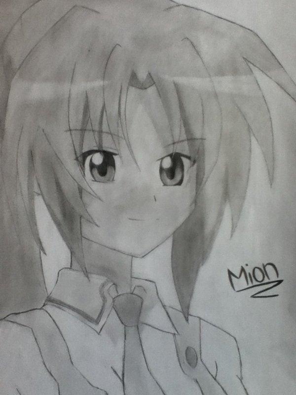 Higurashi no naku koro ni's Mion