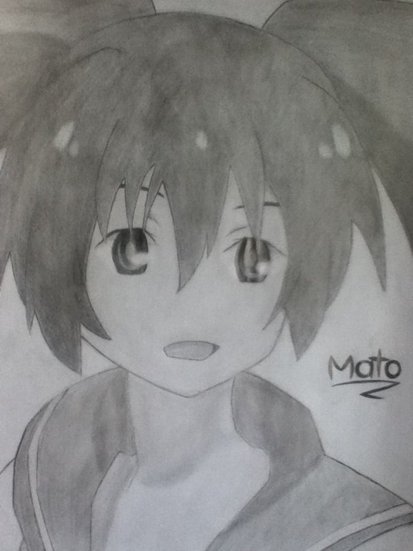 Black Rock Shooter's Mato