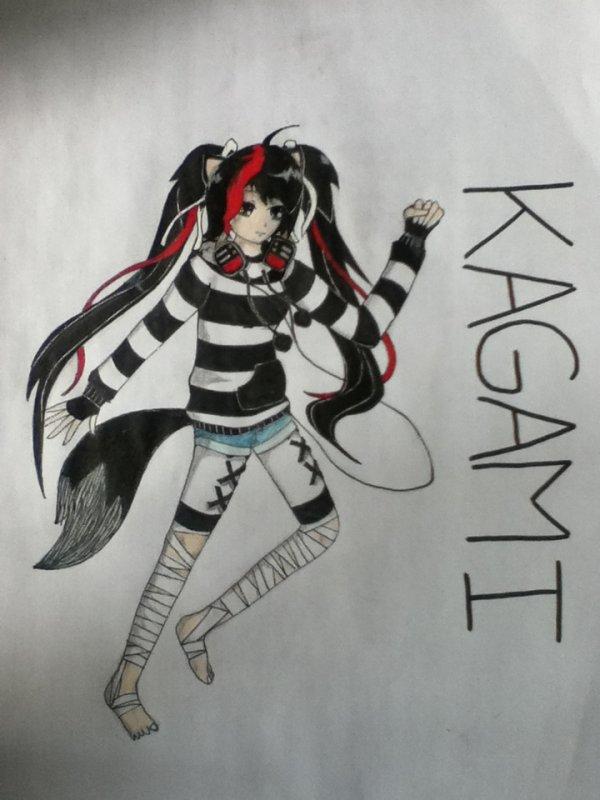 OC: Kagami