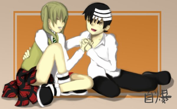 Death the Kid x Maka Albarn