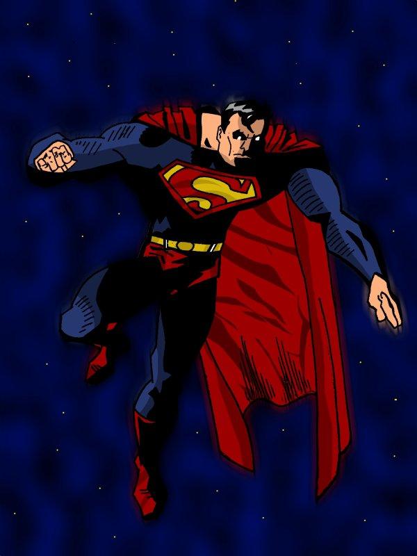 Superman L'ange de Metropolis