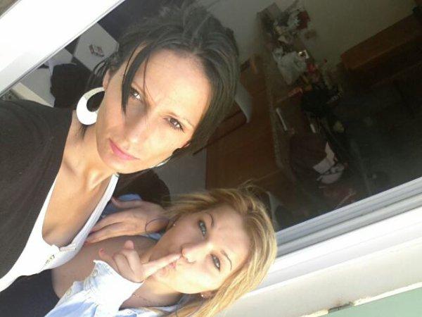 moi et la soeurette