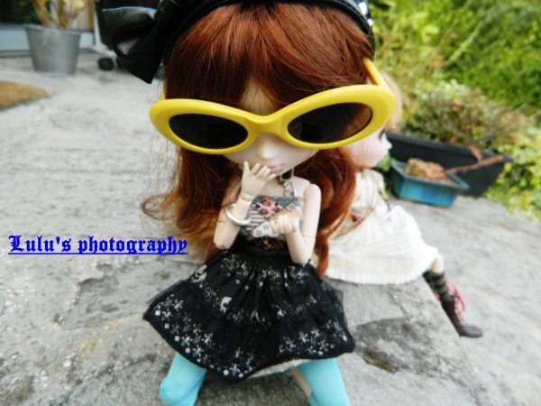 ma 1ere Pullip: London