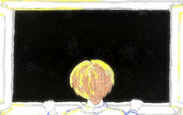 Bibi et les étoiles filantes P13