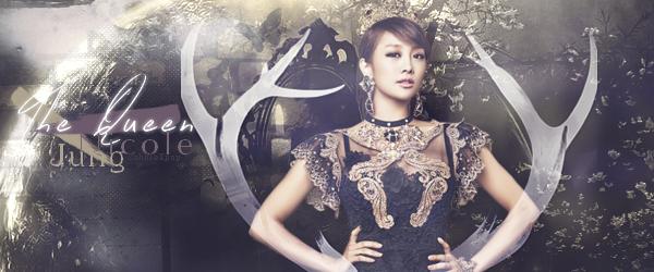 The Queen Nicole Jung