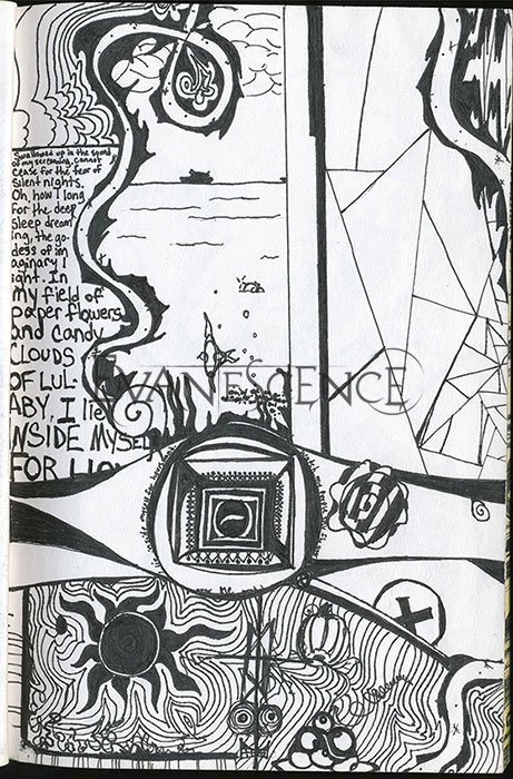 Ecris & dessins d'Amy Partie III