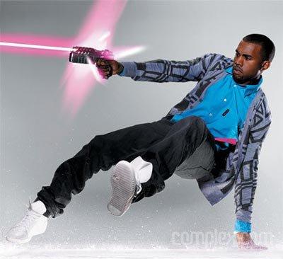 Kanye West - Forever