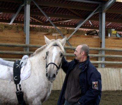 Cheyenne & Papa