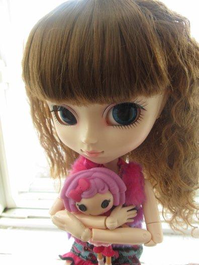 Une p'tite photo de Zoey que je trouve trop belle <3