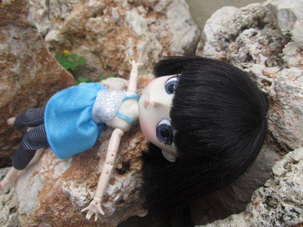Photos de mes dolls à CUBA!