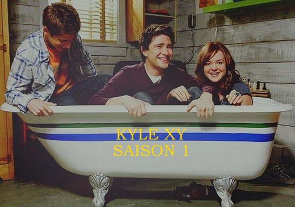 > Toutes les musiques de la saison 1 de Kyle XY.