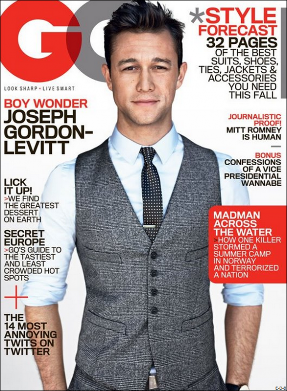Joseph Gordon-Levitt on 'Looper'