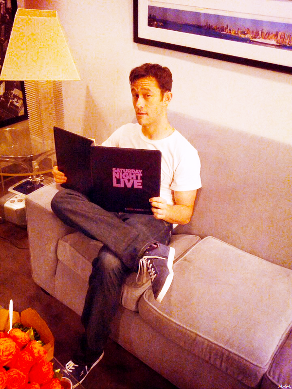 Joseph dans les coulisses du Saturday Night Live + autre apparitions ♥
