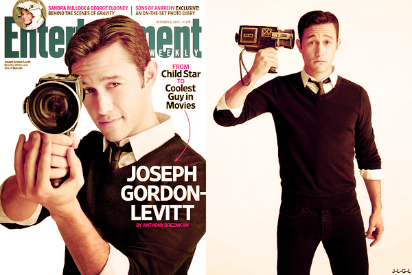 Preview: Joseph Gordon-Levitt & Relationships