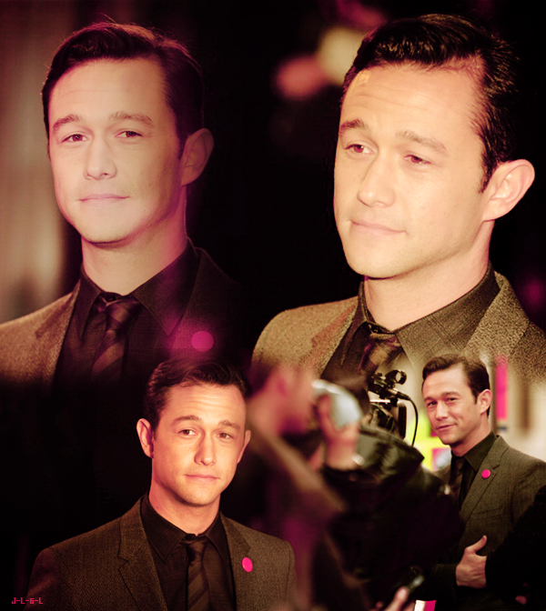 Joseph Gordon-Levitt Interview in french - RTBF