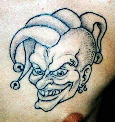 Tatoo Punk Joker Tatouages Tatoo Le Plus Gros Skyblog De