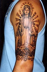 Tatoo Vierge Tatouages Tatoo Le Plus Gros Skyblog De