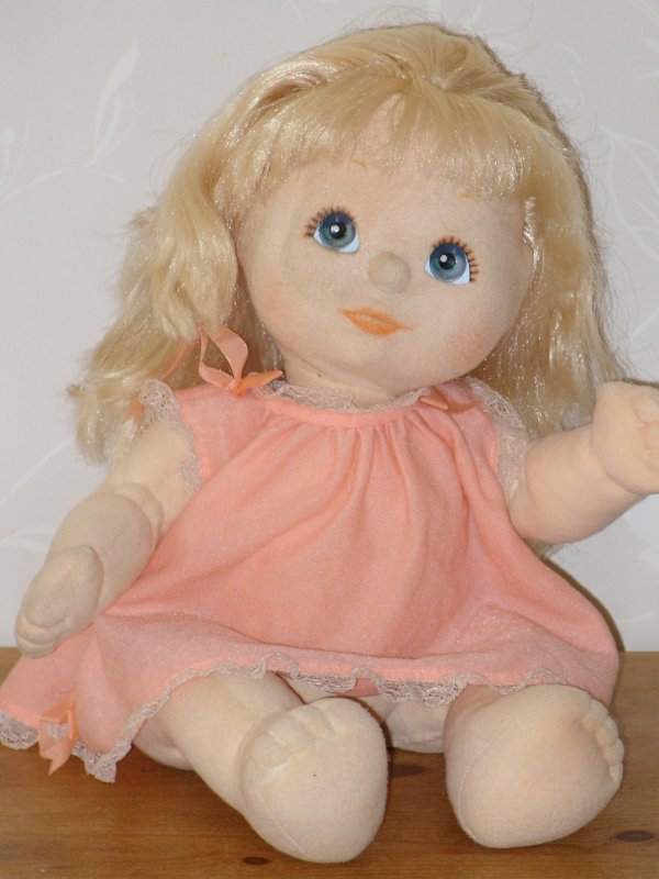 My Child Doll By Mattel, 1985