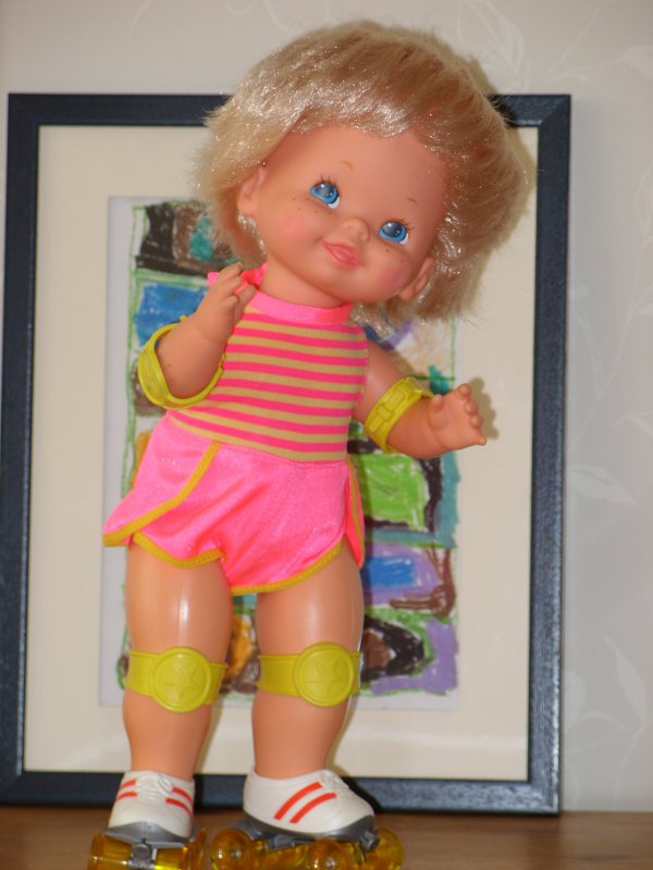 Baby skates, Mattel
