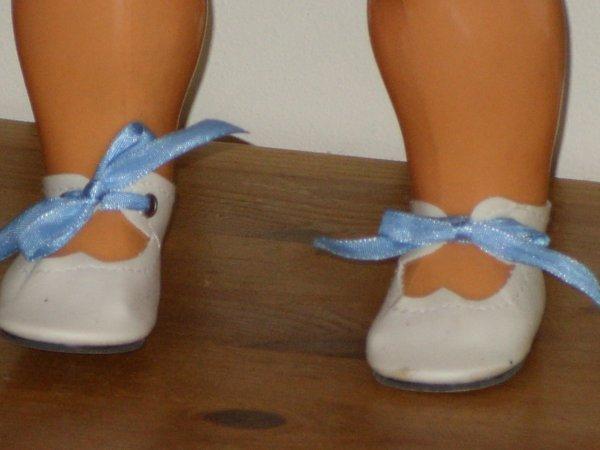 Nouvelles chaussures...