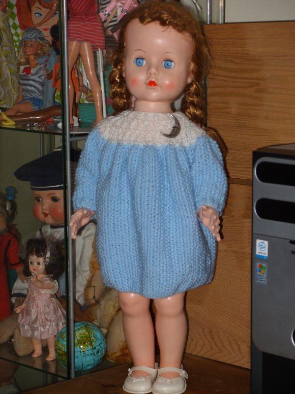 Une nouvelle robe pour Miss Roddy...