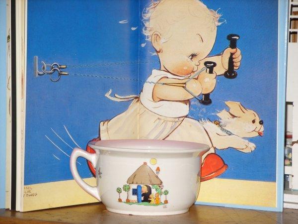 Pot de chambre pour enfant...
