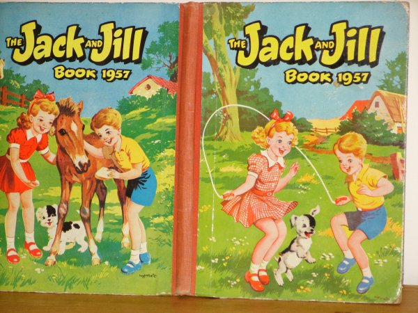 The Jack AND Jill BOOK 1957