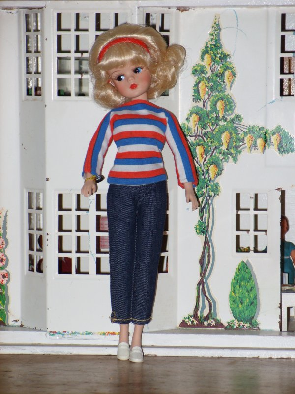 Sindy, Danbury Mint, 2006