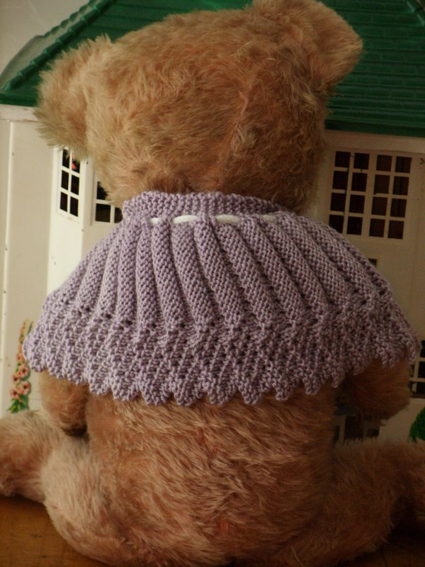 Encore un ours inconnu... Trouve fin juin...
