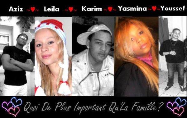 ♥LA FAMILLE ♥