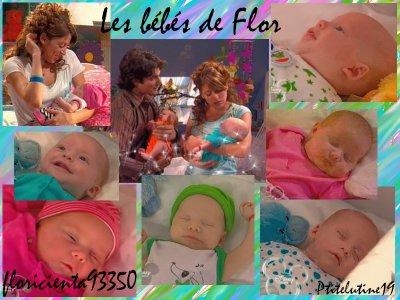 montage des bébés de flor pour floricienta 93350