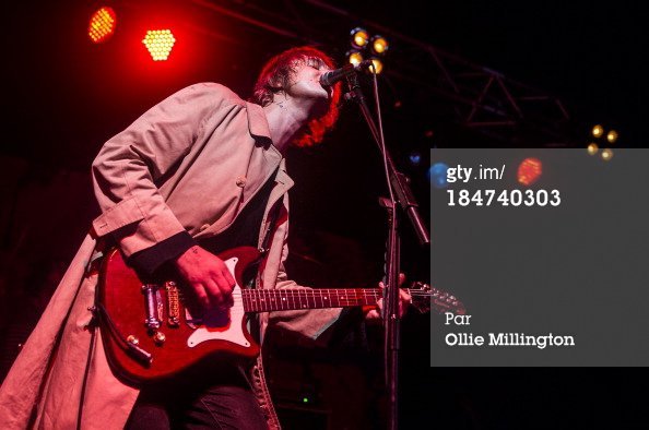 Babyshambles Perform At The 02 Academy, Leicester