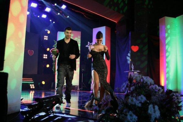 Dafina Zeqiri ne Musik Videofest 16.05.2011