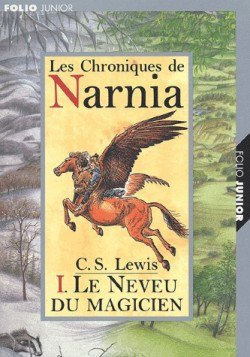 2)  Les Chroniques de Narnia de C.S. Lewis
